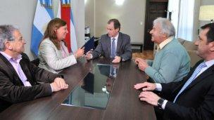Alicia Feltes asumió como directora de Vialidad Provincial
