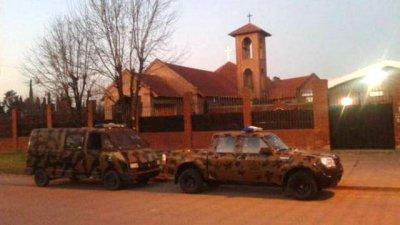 Allanan un convento de Carmelitas en Entre Ríos