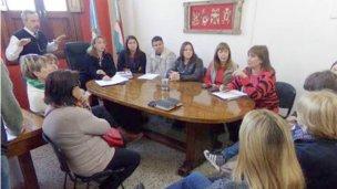 Propietarios de Centros de Alquileres Turísticos se reunieron con funcionarios