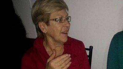 Murió Elida Corazza, la madre de Flavia Schiavo