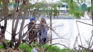 Encontraron sin vida el cuerpo de la joven buscada en Paraná