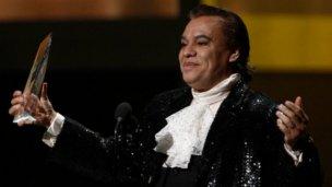 Murió el cantante Juan Gabriel