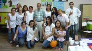 El rector de la escuela Nº 13 recibirá una beca para capacitarse en Buenos Aires