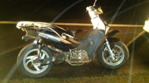 Recuperaron dos motos robadas en una noche