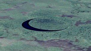 El Ojo: la isla misteriosa del Paraná