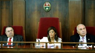 Recusan a Mizawak, Chiara Díaz y Carubia y piden pericia de los fondos reservados