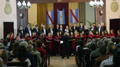 El Coro Estable volvió a ser municipal