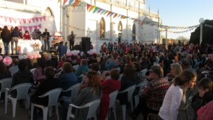 Villa Elisa celebra su fiesta patronal