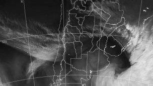 Alerta por vientos intensos en Entre Ríos