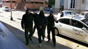 Trasladaron a detenidos en procedimientos antidrogas