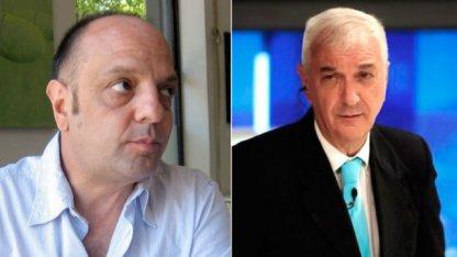 Mauro Viale demandó a Baby Etchecopar