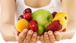 Hábitos saludables de alimentación, entre palabras y fotos