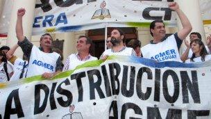 El Congreso Extraordinario de AGMER, con final anunciado