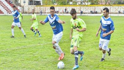 Atlético ganó en Concordia