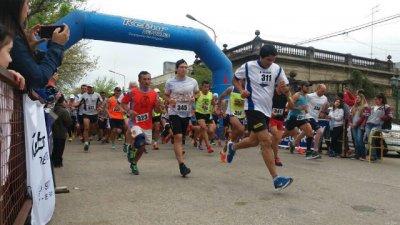 Se corrió la Maratón Aniversario de la Escuela Normal