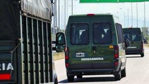 Detienen a un joven con 15 kilos de droga en la Autovía