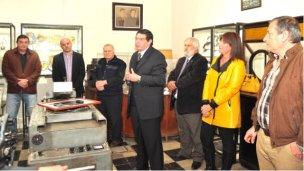 Con una muestra fotográfica, el museo celebró su segundo aniversario