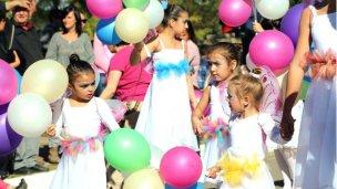 Desfile Infantil Primaveral