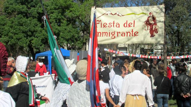 Exitosa edición de la Fiesta del Inmigrante