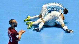 Histórico: Argentina es finalista del Mundial de Futsal
