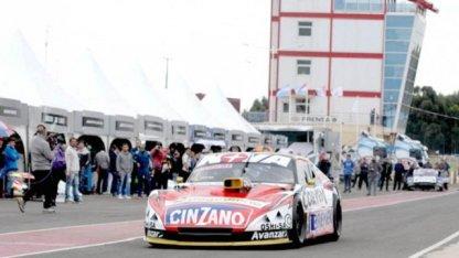 Comenzó el TC: Rossi con el mejor tiempo clasificatorio