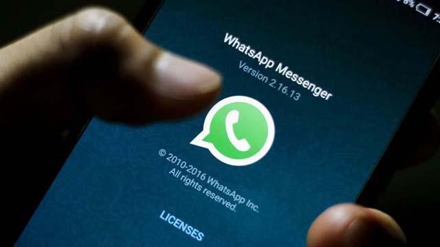 Los narcotraficantes prefieren Whatsapp