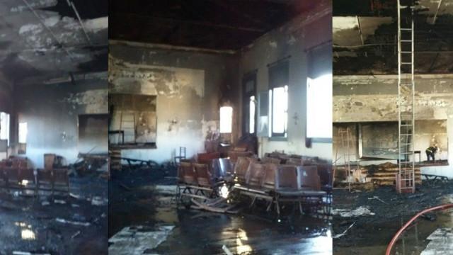 Incendio en la escuela: habían advertido que tenía falencias