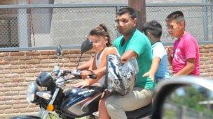 Reclaman mayores controles a los motovehículos