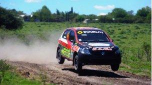 Orcellet - Locher encabezan el Rally San Justo - Colonia Elía