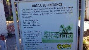 ¿Quiénes están haciendo lío en el Asilo de Colón?