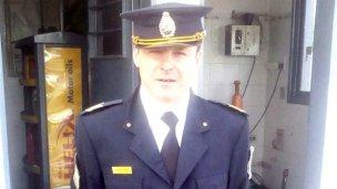 Un policía que suma reconocimientos por su labor