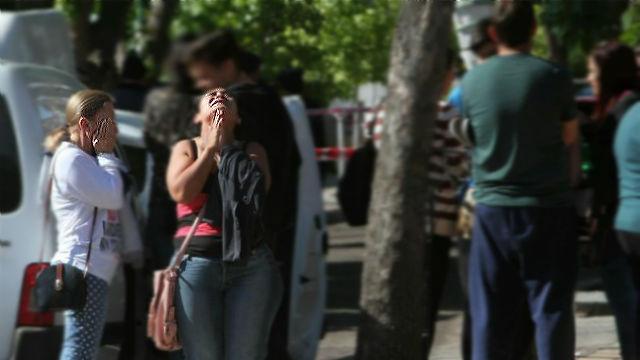 Los chiquitos heridos siguen graves — Triple femicidio