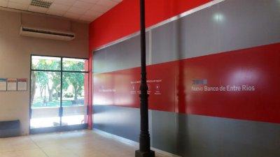 El Nuevo Banco de Entre Ríos remodeló la sucursal de Villa Elisa