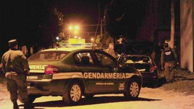 Gendarmería desbarató banda narco de Gualeguaychú