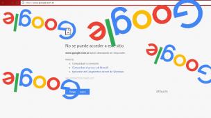 ¿El mundo de paro? Google dejó de funcionar