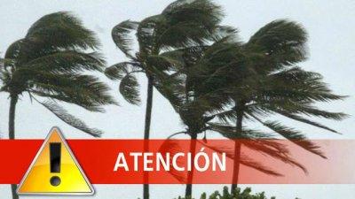Ahora el alerta para Entre Ríos es por vientos fuertes