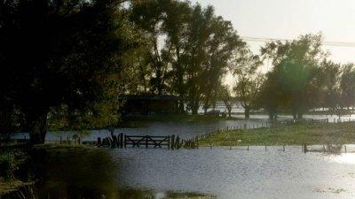 Campos inundados en Entre Ríos: ¿qué se hizo con la plata?