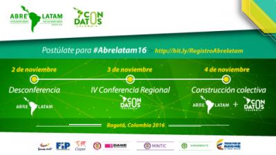 Un entrerriano en la Cumbre de Datos Abiertos de Latinoamérica