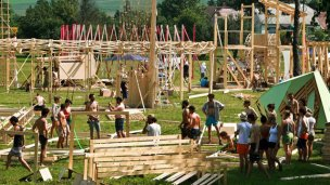 Entre Ríos, sede de un campamento internacional de arquitectura