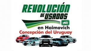 """Se viene una """"Revolución de usados """" en Concepción del Uruguay"""