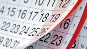¿Cuáles son los feriados para este 2017?
