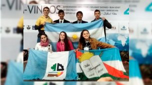 Entrerrianas apostaron al ambiente y fueron premiadas en Brasil