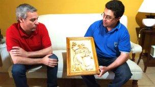Colón participa de una muestra artística de la Vicegobernación