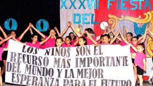 Premiados en la Fiesta Nacional del Gurí Entrerriano