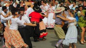 Este sábado, la antesala al Festival Nacional del Malambo