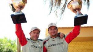 """Orcellet - Locher ganaron el Rally """"Colón- 1º de Mayo"""""""