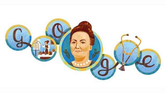 Homenajean a la primera médica argentina — Recuerdos de Google