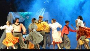 El festival de folklore de la costa del Uruguay vuelve al Itapé
