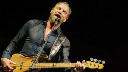 Sting regresa a la Argentina en mayo