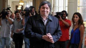 Sin Urribarri, el heredero de los Kirchner hace pie en Entre Ríos